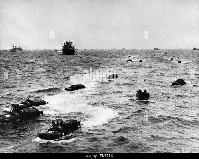 Normandy Landings Stock Photos & Normandy Landings Stock Images ...