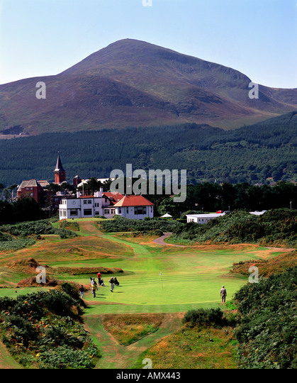 Royal County Down Golf Stock Photos Royal County Down