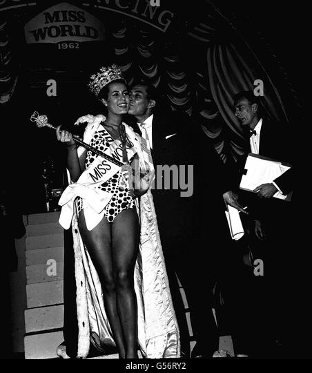 Pictures: Catharina Lodders Miss World 1962