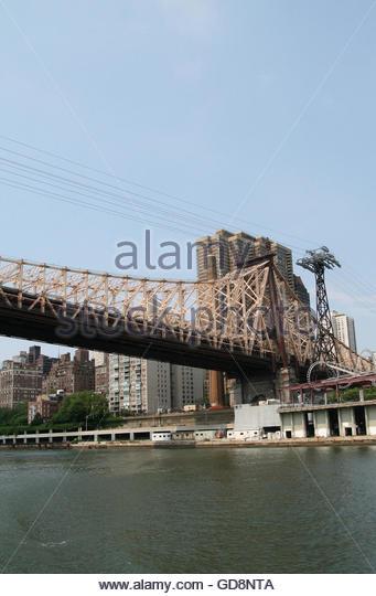 Queensboro Bridge Stock Photos & Queensboro Bridge Stock ...