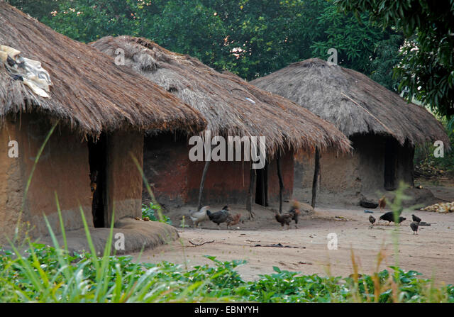 African Village Poverty Poor Stock Photos & African ... Poor African Villages
