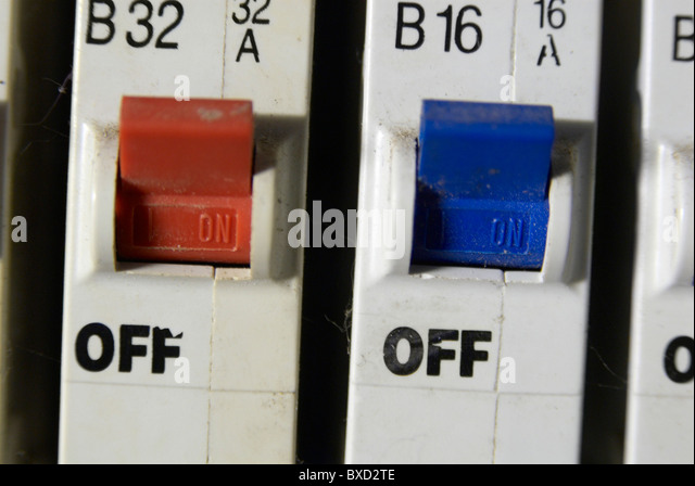 close up of fuse box bxd2te main fuse stock photos & main fuse stock images alamy selling a house with a fuse box at gsmx.co