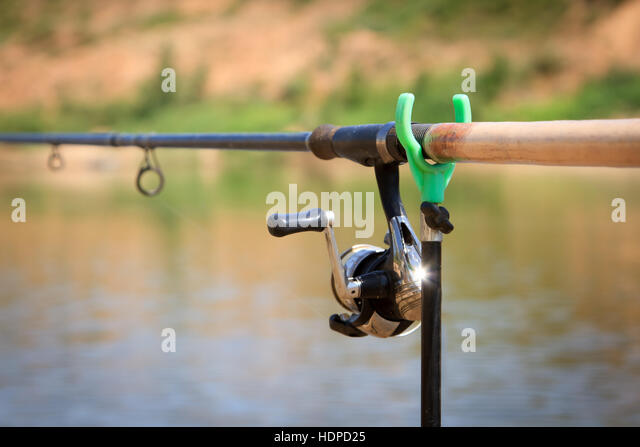 Game fishing stock photos game fishing stock images alamy for Big fishing pole