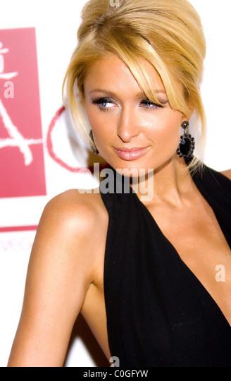 Paris Hilton Filming New Reality Stock Photos & Paris ...