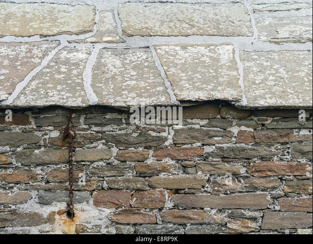 Traditional Roofing With Flagstones On Westray, An Island In The Orkney  Archipelago, Orkney Islands