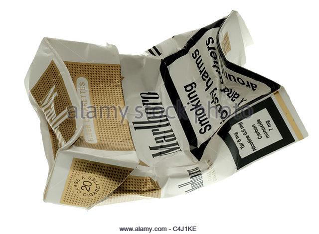 London classic cigarettes white