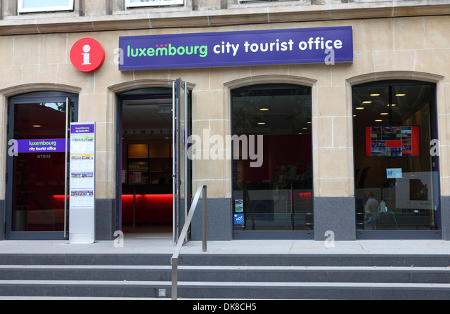 Luxembourg city center stock photos luxembourg city center stock images alamy - Tourist office luxembourg ...