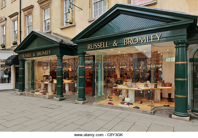Russell And Bromley Bromley Stock Photos Amp Russell And