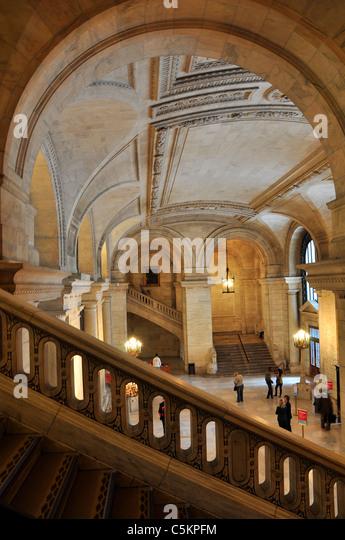 New York Public Library Stock Photos New York Public Library Stock Images Alamy
