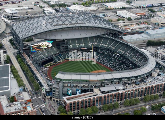Safeco Field Stock Photos Amp Safeco Field Stock Images Alamy