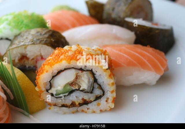 Interior sushi restaurant inside stock photos interior for Asian cuisine mohegan lake ny