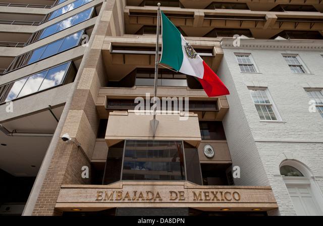 Embassy Mexico Mexican Stock Photos Embassy Mexico Mexican Stock