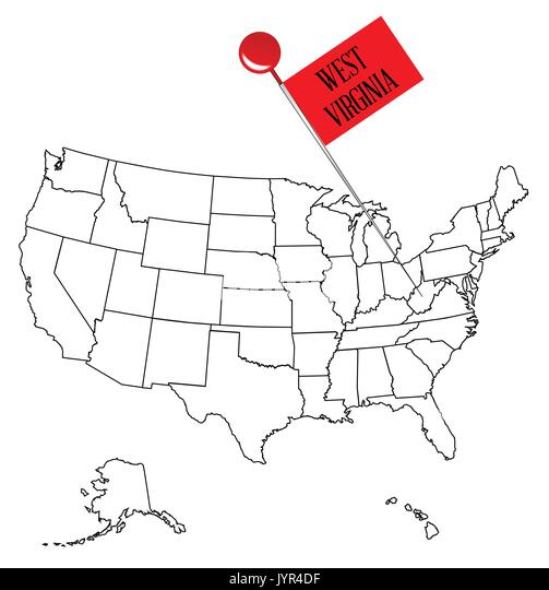 Worksheet. West Virginia State Outline Stock Photos  West Virginia State