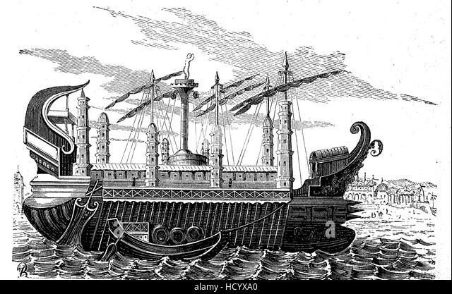 syracuse roman ship - photo#18