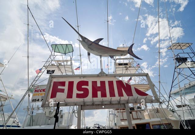 Xiphias stock photos xiphias stock images alamy for Fish market fort lauderdale