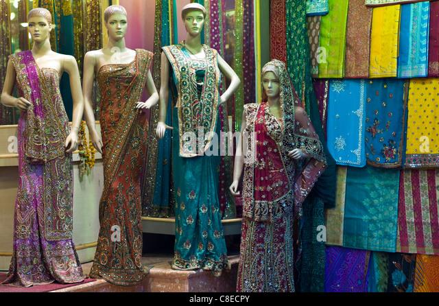 saree shop stock photos saree shop stock images alamy