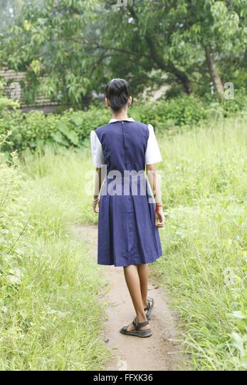 nude girl in school uniform maharashtra india