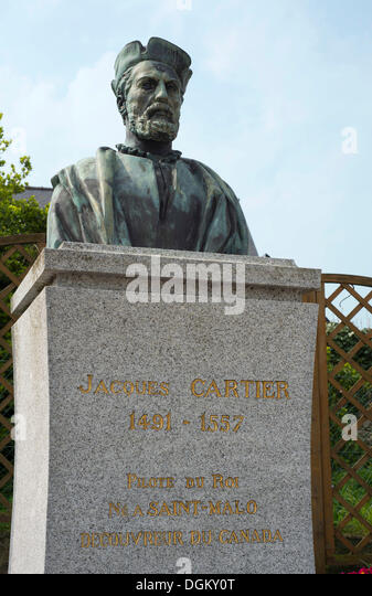 Jacques Cartier Explorer French Stock Photos & Jacques Cartier ...