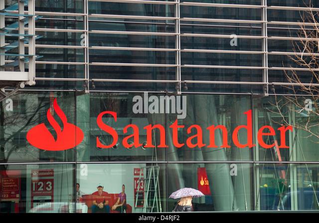 Santander bank uk stock photos santander bank uk stock - Santander head office telephone number ...