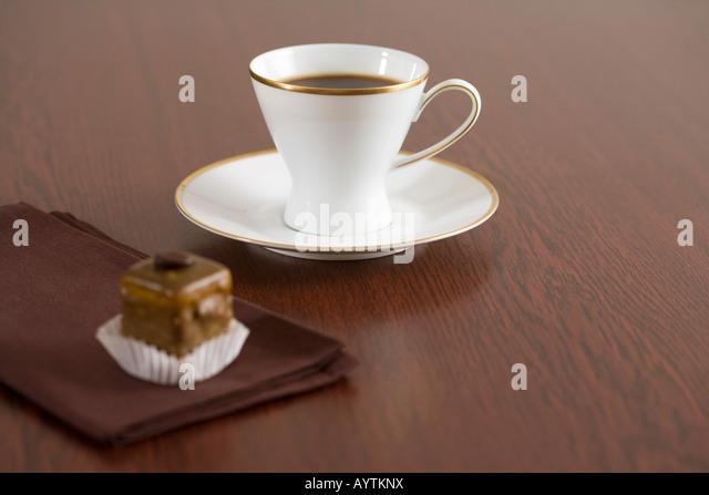 Coffee Cup Shaped Cake Tin