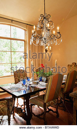 elegant dining room stock photos elegant dining room