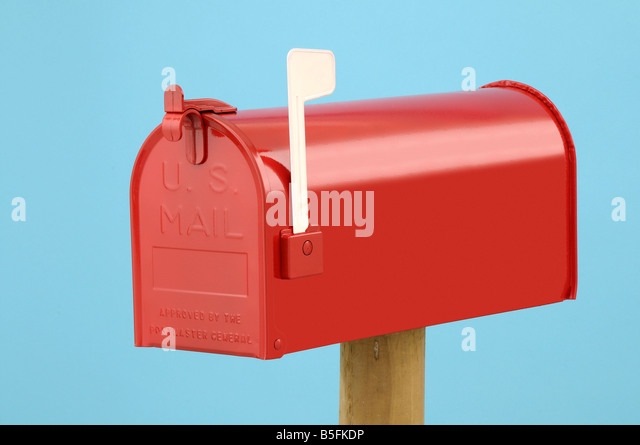 Closed Mailbox Stock Photos Closed Mailbox Stock Images Alamy