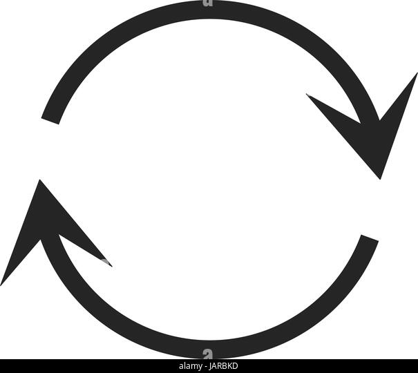 Recycle Symbol Black And White Stock Photos Images Alamy