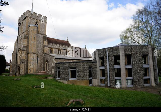 All Saints Church Kings Langley Hertfordshire