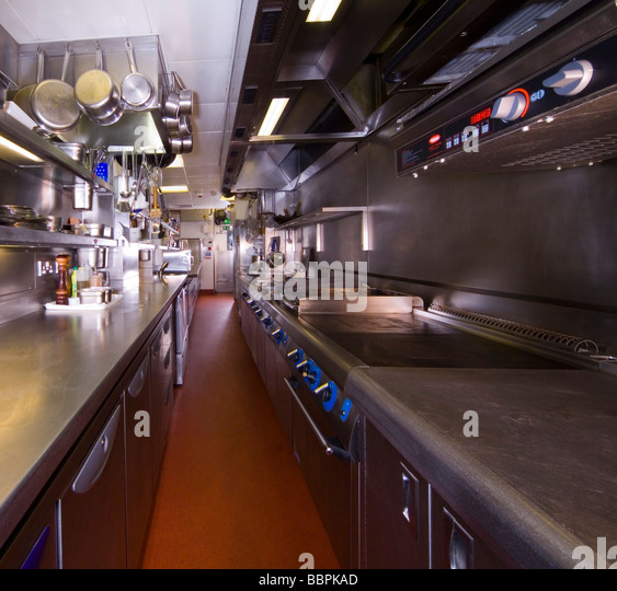 Industrial Galley Kitchen: Galley Kitchen Stock Photos & Galley Kitchen Stock Images
