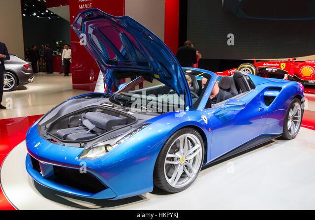 Blue Ferrari Stock Photos Amp Blue Ferrari Stock Images Alamy
