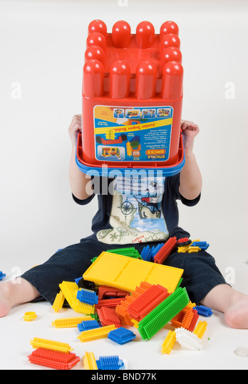 Germany Building Toys For Boys : Stickle bricks stock photos images