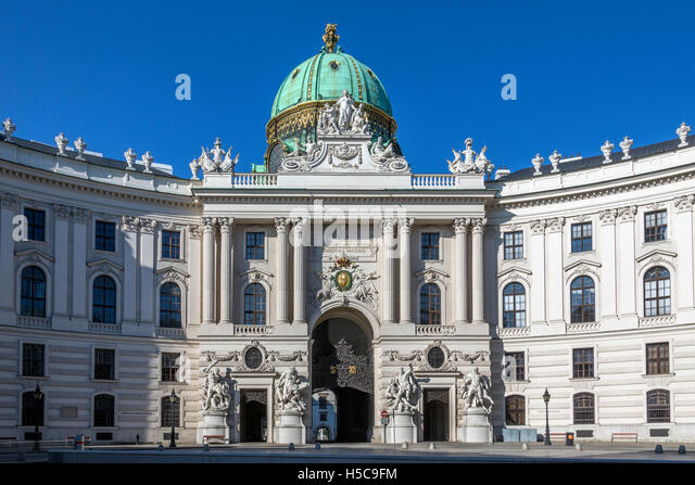 Hofburg Palace Vienna Stock Photos & Hofburg Palace Vienna Stock Images - Alamy