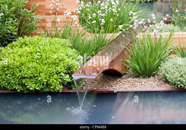 Contemporary Garden Design At Rhs Chelsea Flower Show 2017 Homebase Teenage  Cancer Trust