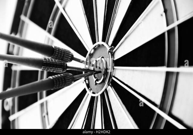 white darts