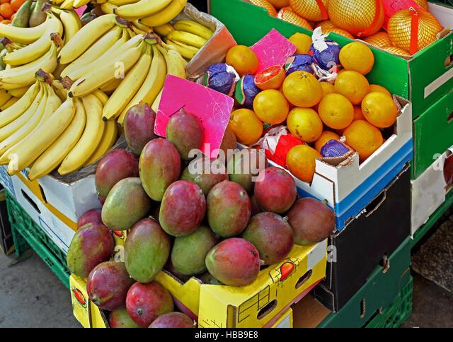Banana Crates Stock Photos Banana Crates Stock Images