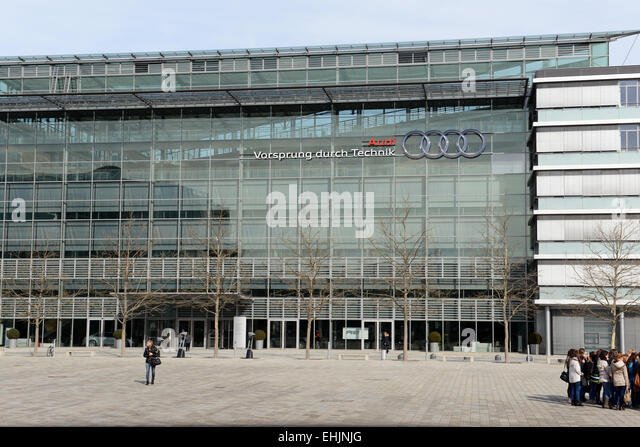 ingolstadt audi stock photos ingolstadt audi stock images alamy. Black Bedroom Furniture Sets. Home Design Ideas