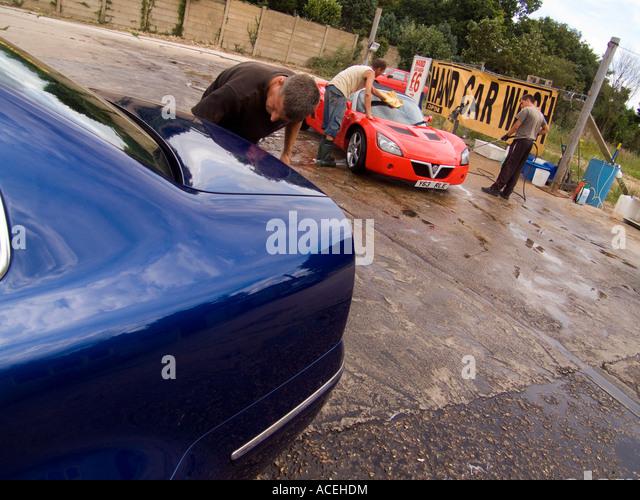 Car Wash Greenpoint Brooklyn