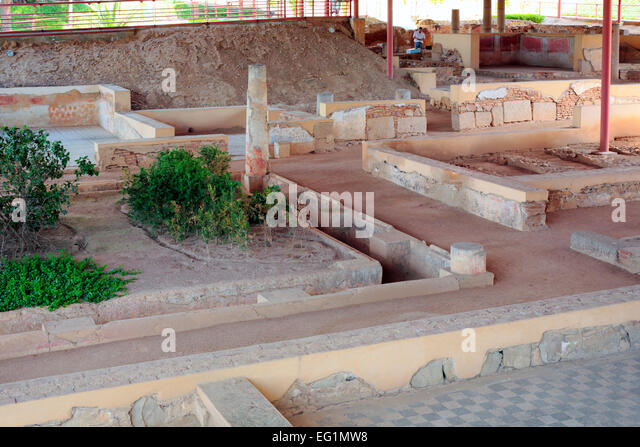 Mosaics Of The Roman Villa Stock Photos Amp Mosaics Of The