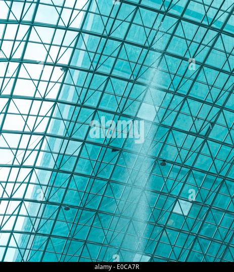 Rectangular skylight stock photos rectangular skylight for Spaces architects safdarjung