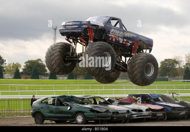 Monster Truck Race Stock Photos Monster Truck Race Stock Images