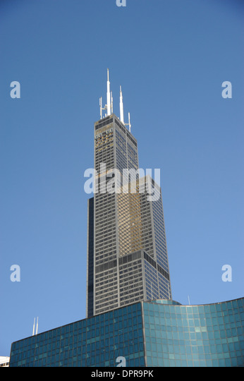 Sears Tower Stock Photos Sears Tower Stock Images Alamy