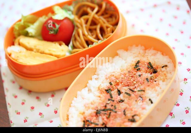 japanese bento stock photos japanese bento stock images alamy. Black Bedroom Furniture Sets. Home Design Ideas