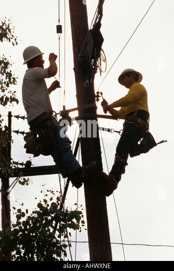 Electrical Linemen Stock Photos & Electrical Linemen Stock ...