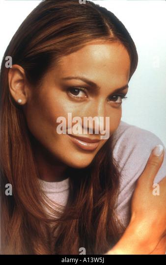 Jennifer Lopez Actress Portrait From The Movie Wedding Planner