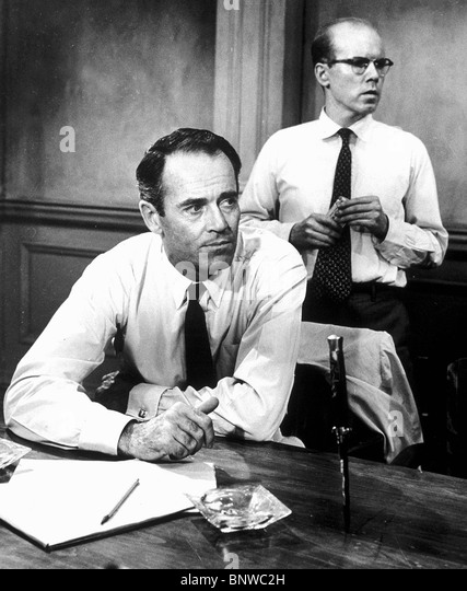 12 angry men by henry fonda 12 angry men in 12 angry men by henry fonda and reginald rose a young man charged with the murder of his father, is in the hands of twelve men all with entirely.