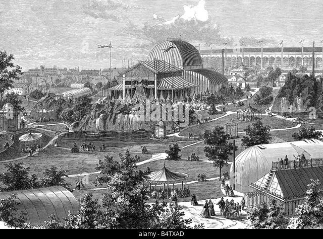 Paris exhibition 1867 stock photos paris exhibition 1867 for Expo paris mars