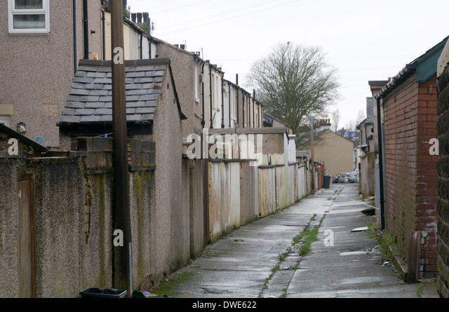 Back alleys stock photos back alleys stock images alamy for Terrace northern quarter