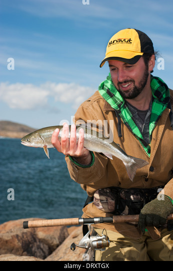 Canadian arctic stock photos canadian arctic stock for Fly fishing shows