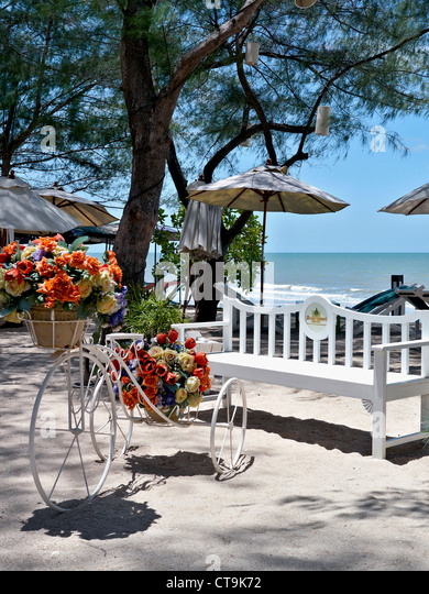... VI. It is located at Cha Am beach in Phetchaburi province, Thailand
