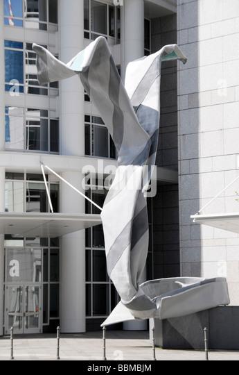 Art Foyer Dz Bank Frankfurt Main : Kleidungsstuecke stock photos